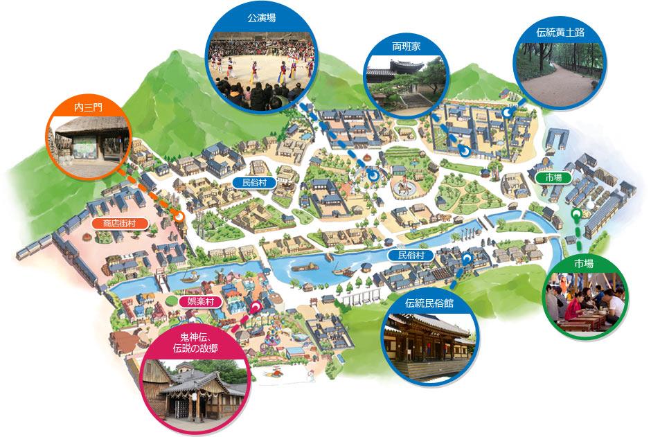 KFV entire map